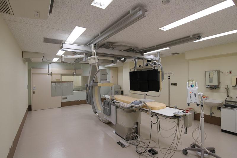 筑波記念病院 MRI室改修工事